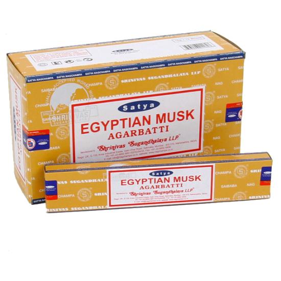 Ägypten Musk Räucherstäbchen